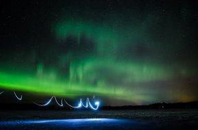 Expedice za POLÁRNÍ ZÁŘÍ na severní polární kruh
